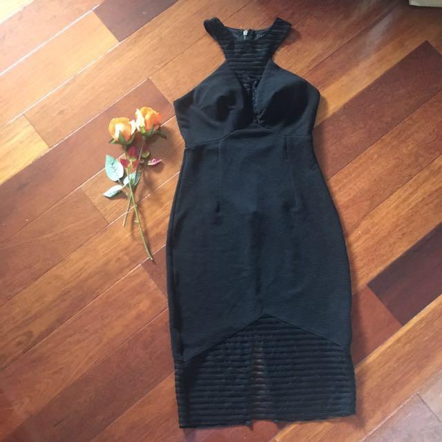 Halter-neck Dotti Dress