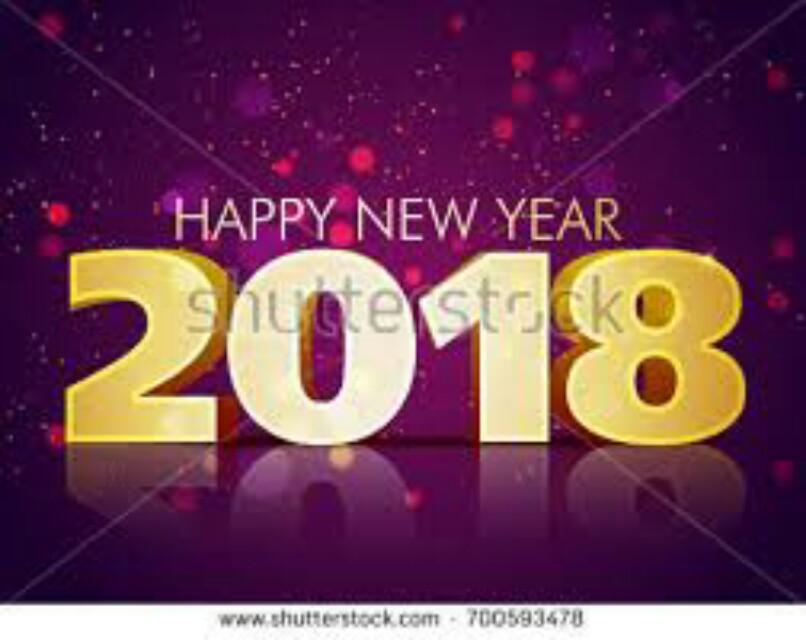 Happy Blessed 2018!
