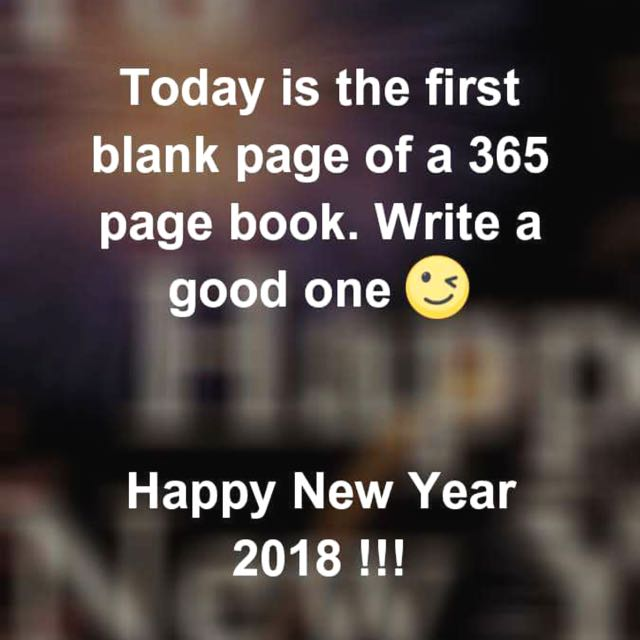 HAPPY NEW YEAR, DEAR CUSTOMERS
