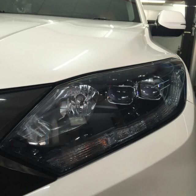 Honda Headlamp Tinted Car Accessories On Carousell