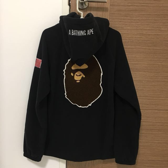 f06688c786bf  IN STOCK  Authentic Bape x Champion Jacket