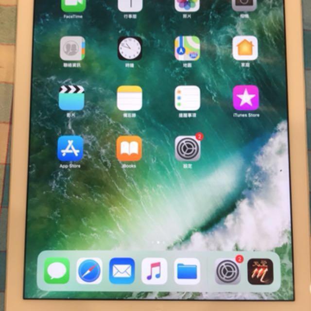 iPad Pro 128g 插卡版 4g 9.7吋