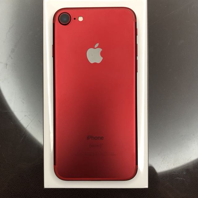 iPhone 7 128g 紅色