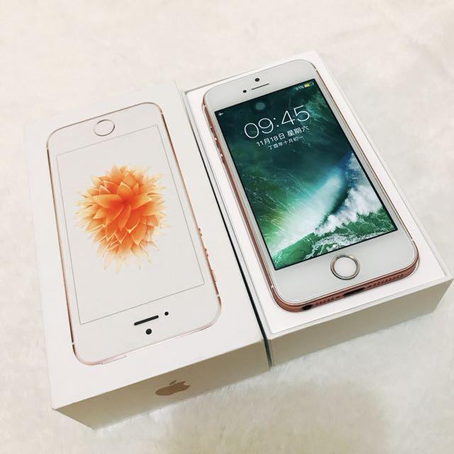 iPhone SE 64GB  battery good