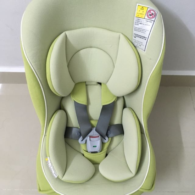 Japan Combi Coccoro S Convertible Car Seat - from New Born up to ...