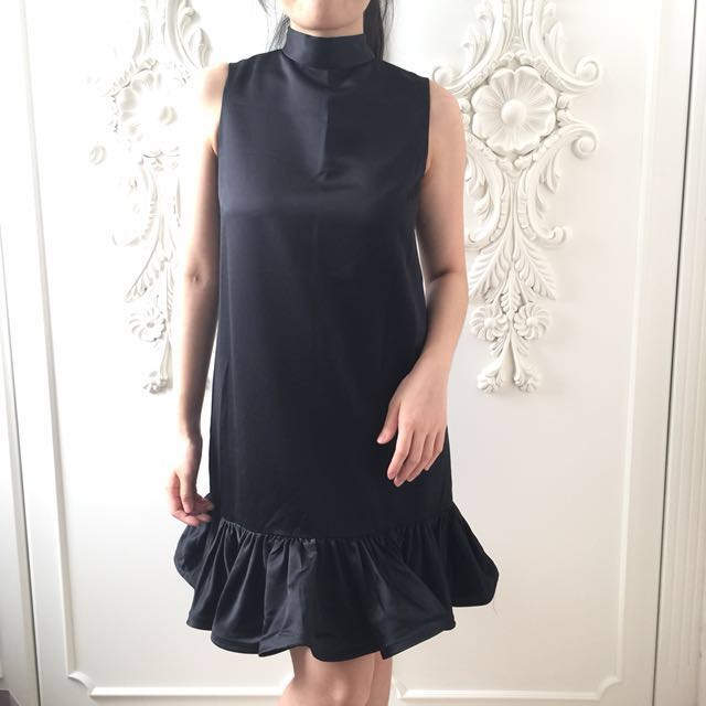 Jolie Clothing Black Dress