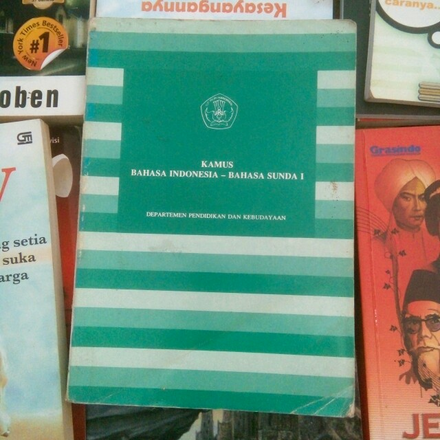 Kamus bahasa indonesia - bahasa sunda 1