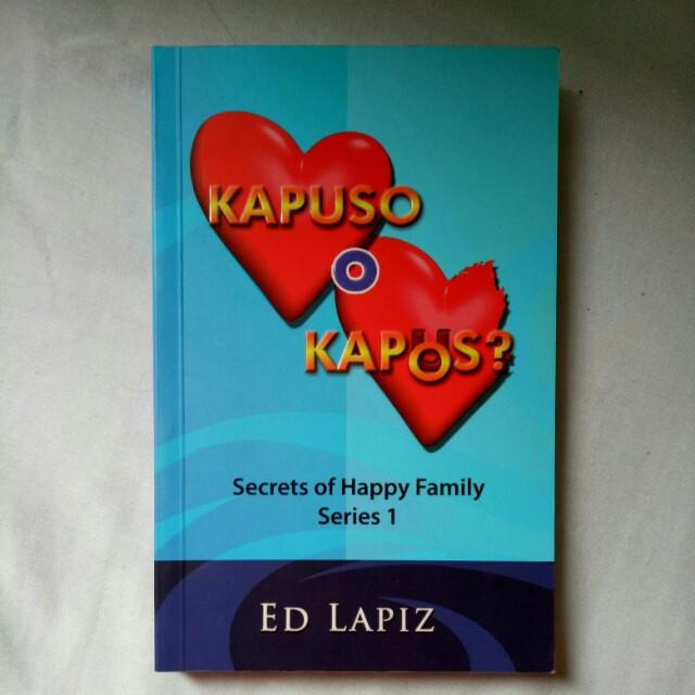 Kapuso o Kapos (Secrets of Happy Family Series 1)