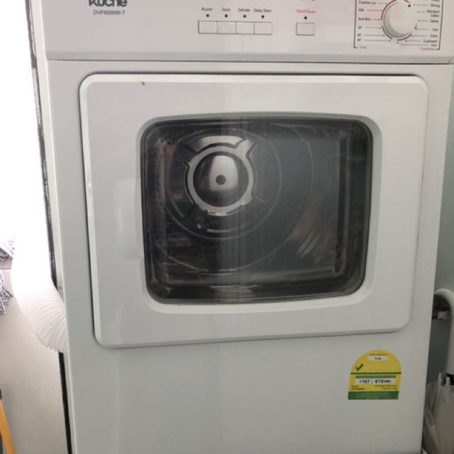 Kuche Clothes Dryer Home Appliances On Carousell
