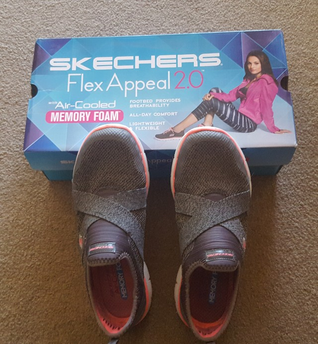 Ladies Sketchers Flex Appeal 2.0 with Air-Cooled Memory Foam