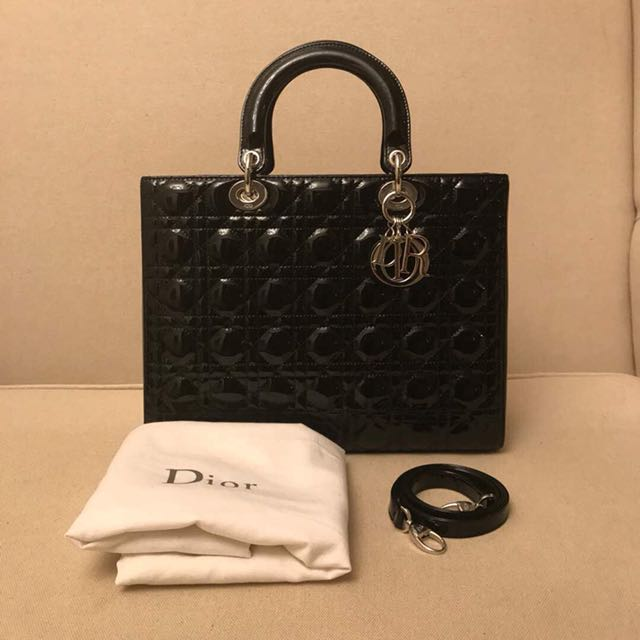 Lady Dior Large inspired