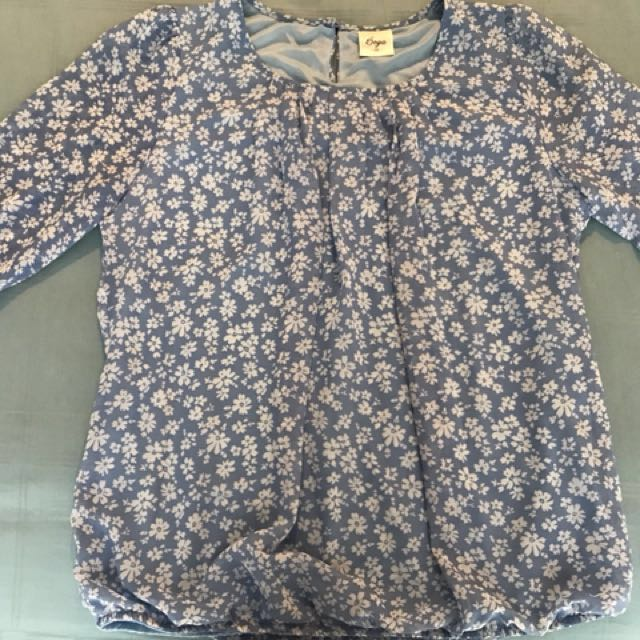 c414cfd3 Lady's floral top, Women's Fashion, Clothes, Tops on Carousell