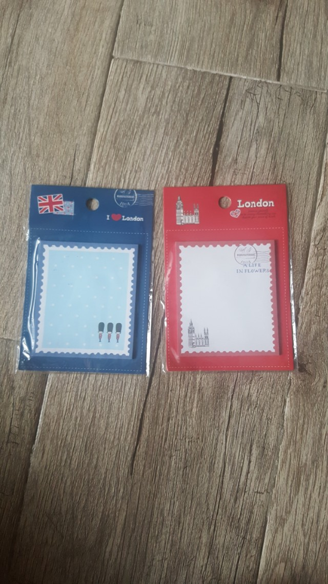 London Post its