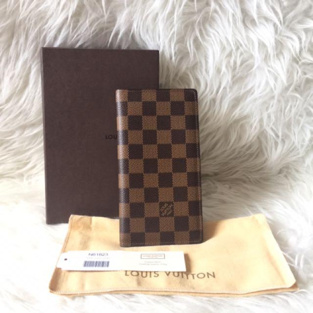 Louis Vuitton Porte Valeurs Wallet