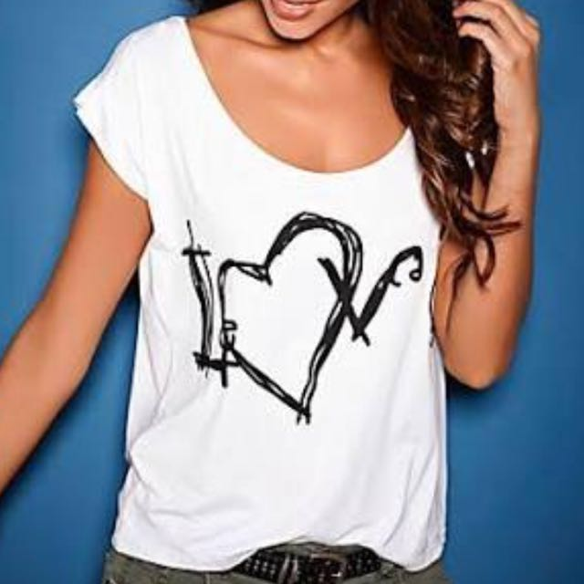 Love T-Shirt Medium