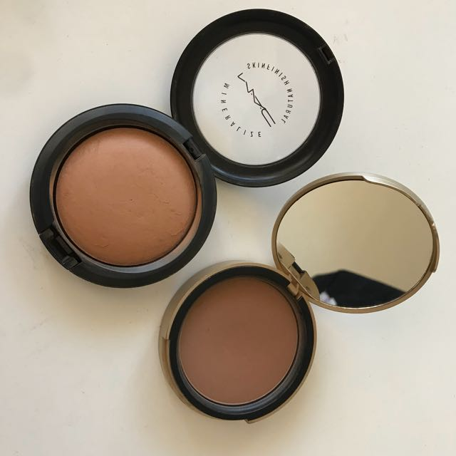Mac too faced bronzer
