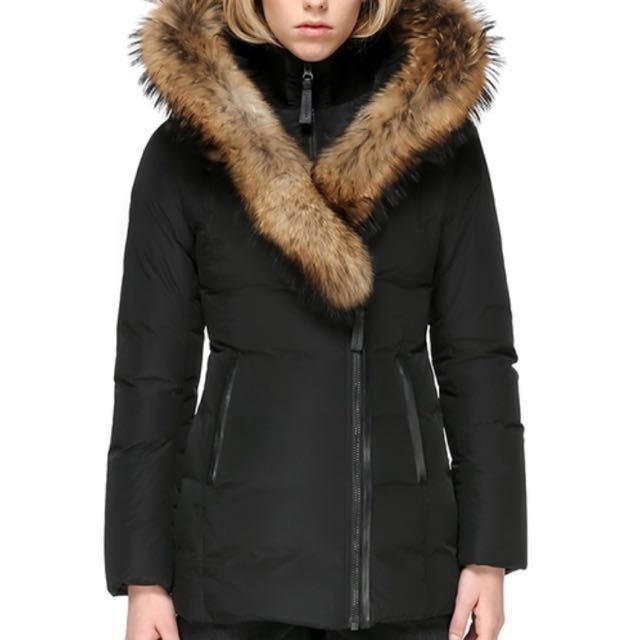 Mackage Adali XXS Fitted Down Coat