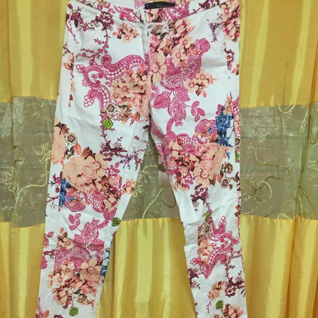 Maldita Floral Pants