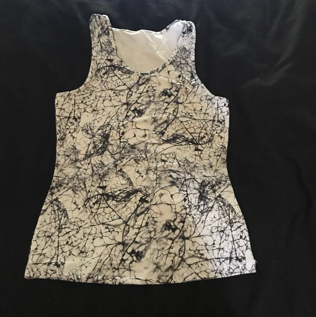 Marble Training Top
