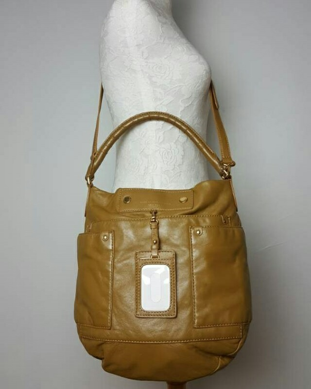 Marc by Marc Jacobs Preppy Leather Hillier Hobo bag 0241e05a99
