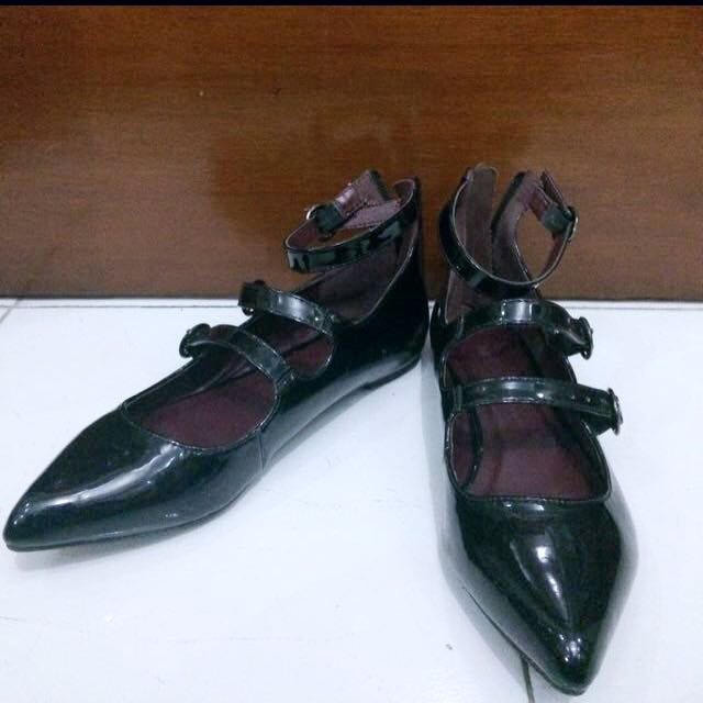 Mark n Spencer Patent Leather