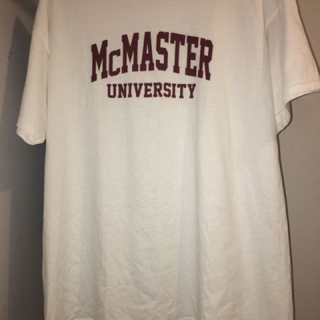 mcmaster university tee