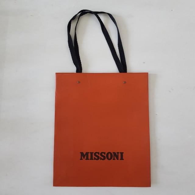 MISSONI Paperbag