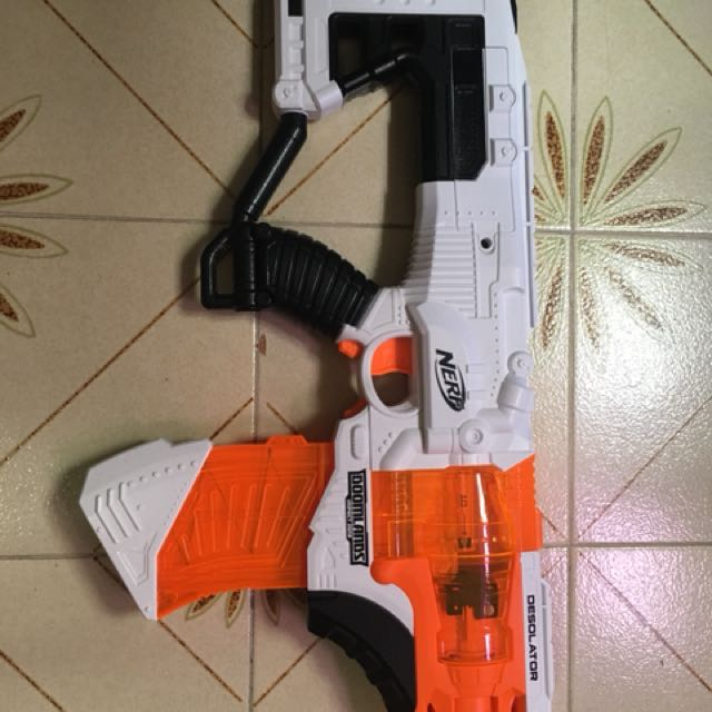 Nerf Doomlands Impact Zone Desolator Blaster Dart Cannon