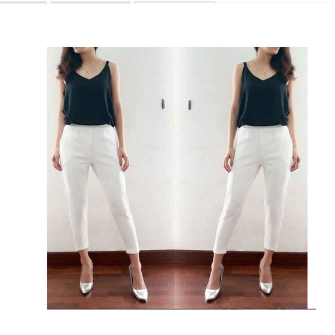 NEW Basic Harem Pants