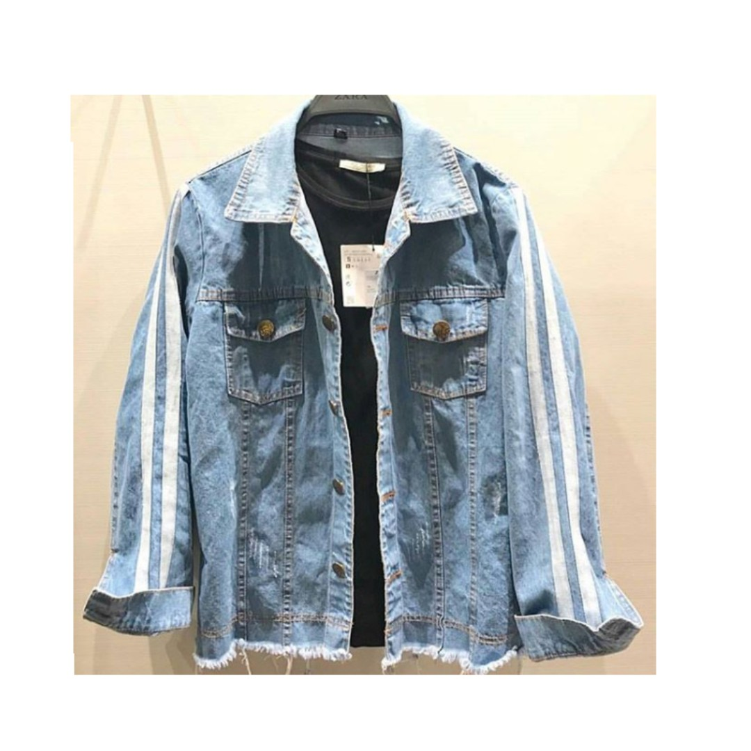 NEW Listed Jaket Jeans