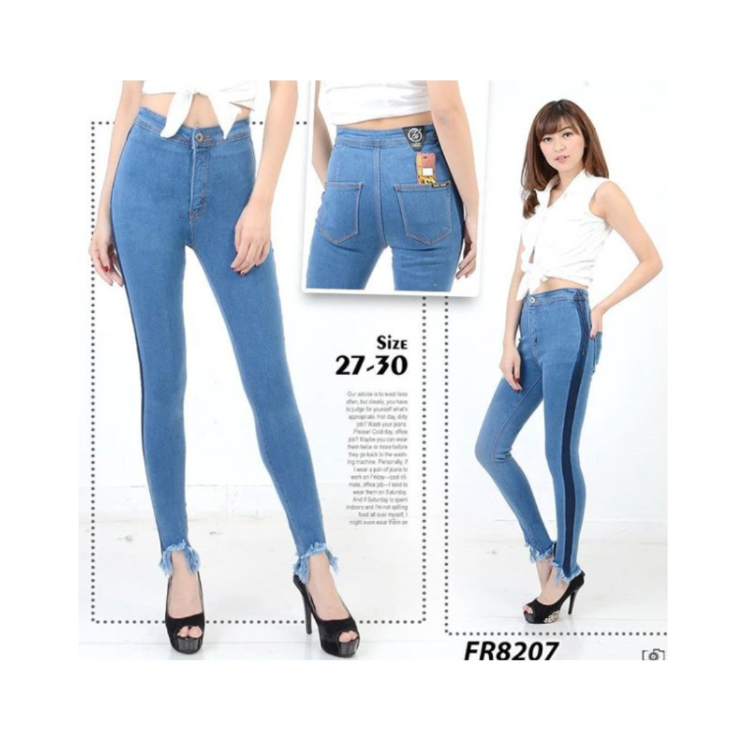 NEW Reyna Listed Jeans