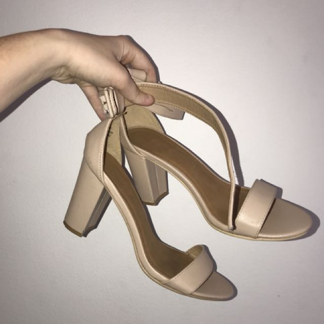 ✨Nude shoes