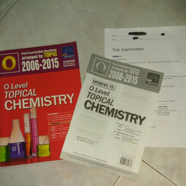 Chemistry free trial