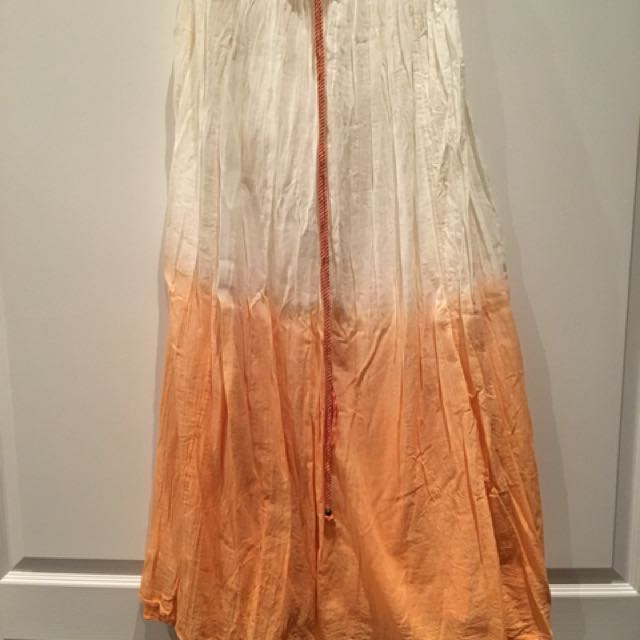Ombré Boho Maxi Skirt from French Connection