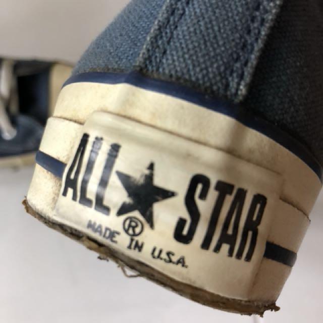 c36fe6d1953d Original Converse All Star - Chuck Taylor