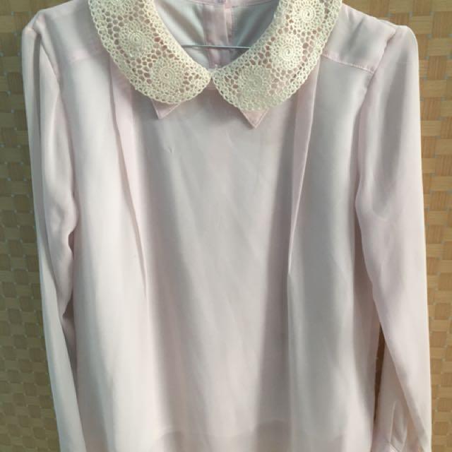 Pink Vintage Shirt
