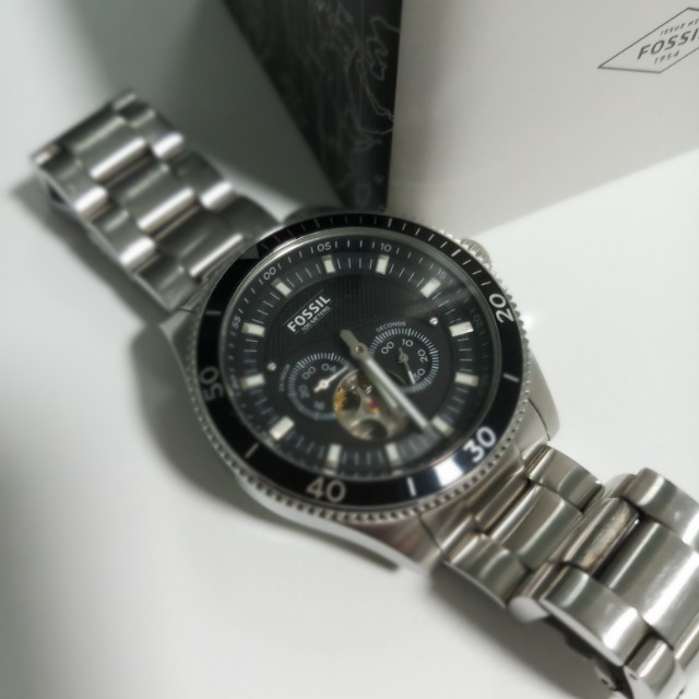 Preowned Fossil Automatic WakeField Watch