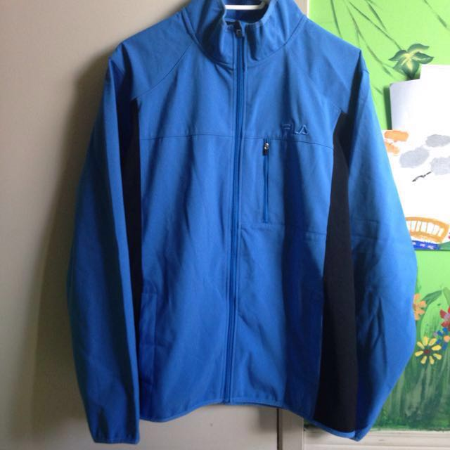 Price Reduce!! FILA Bonded Jacket