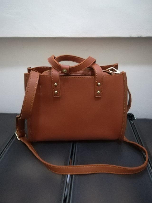 Pull and Bear Two Way Bag