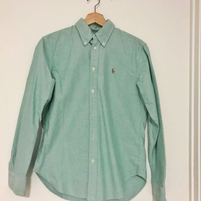 Ralph Lauren female denim shirt - size S/P