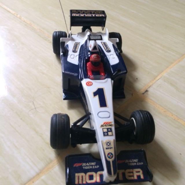 Remot control F1