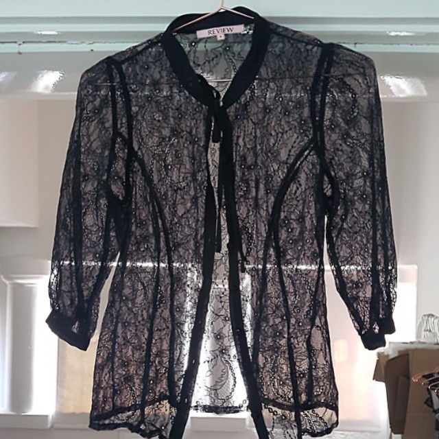 Review Lace Top - 8