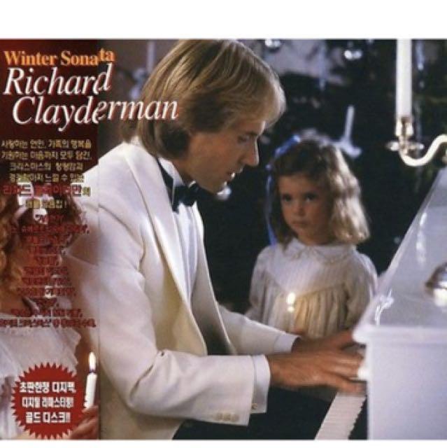 Richard Clayderman - Winter Sonata CD