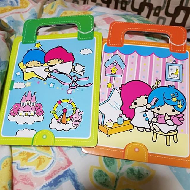 91a0e1008 Reserved - Sanrio Little Twin Stars Vintage Colouring Book, Design ...
