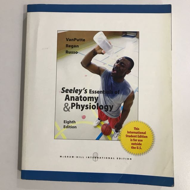 Seeley's Essential of Anatomy & Physiology