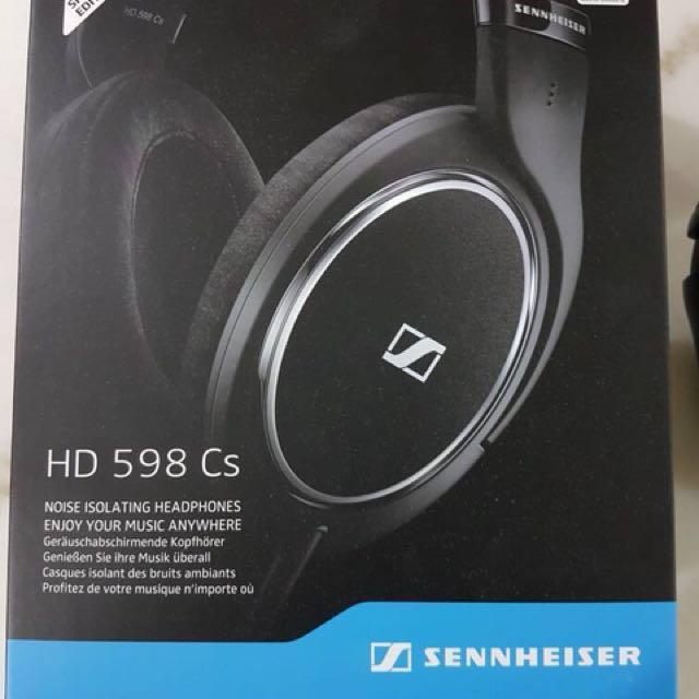 Sennheiser HD598 Cs Headphone