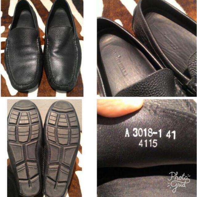 Sepatu Loafer Pantofel Andrew Original