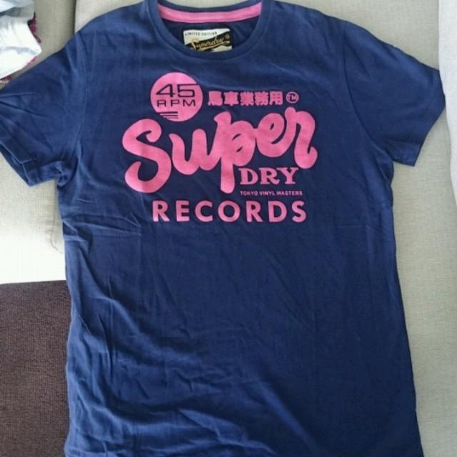 Superdry Tee -(L) $40 each