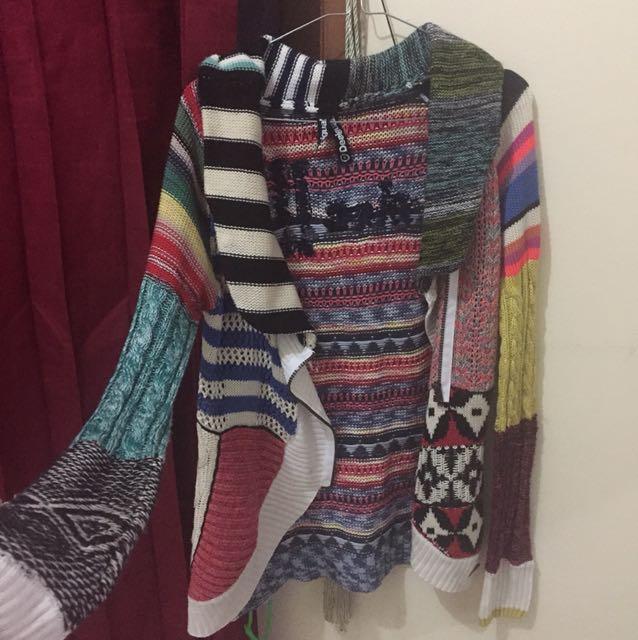 sweater wol