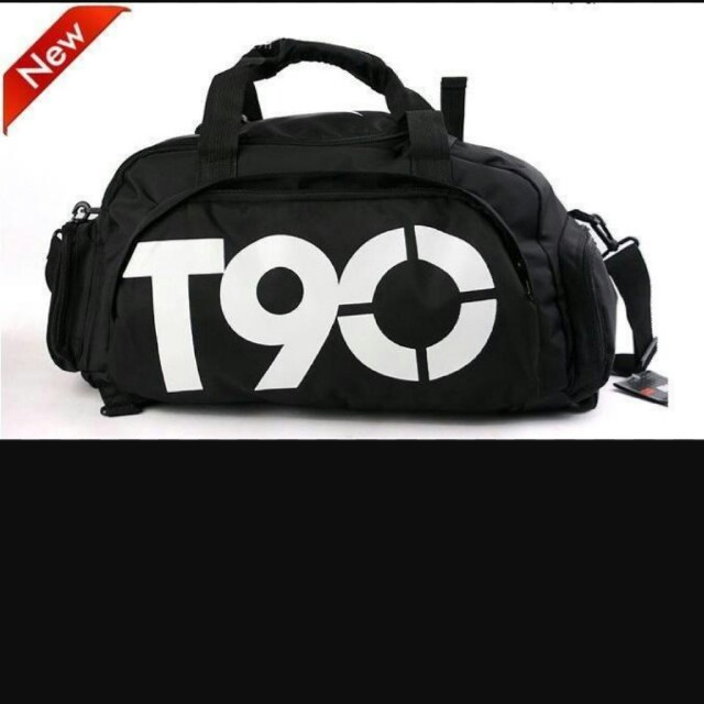 5ace9b6197 T90 Nike Waterproof Gym Bag Duffle Workout Sport Bag Travel Carry on ...